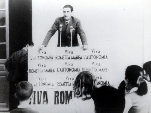 Rometta Marea sogna l'autonomia (1990)