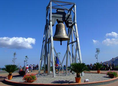 Antillo, La campana suonerà per i caduti