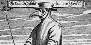 1743, la peste arriva a Bauso. Una donna sfugge al cordone sanitario di Venetico