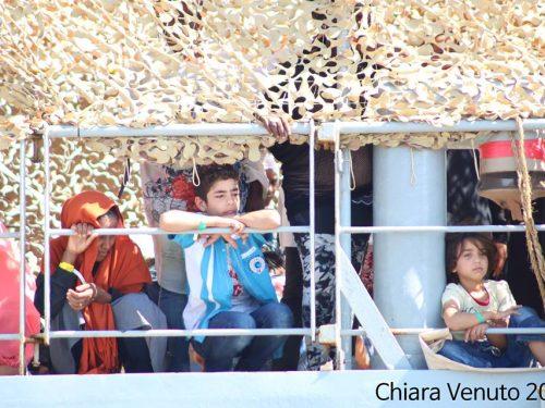 Migranti, l'isola che c'è