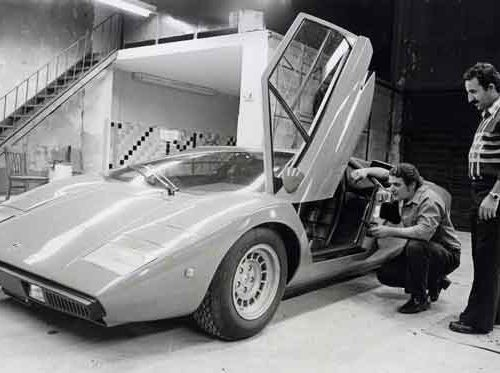 Mister Lamborghini viene da San Pier Niceto. La favola di Joe Nastasi