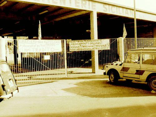 Villafranca, nel 1998 chiude il cementificio della ricostruzione di Messina dopo il terremoto del 1908
