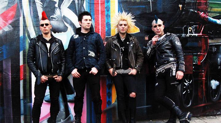 Blatoidea, la band punk rock di Ragusa
