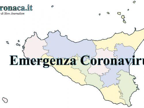 Coronavirus Sicilia, il bollettino del 23 novembre 2020